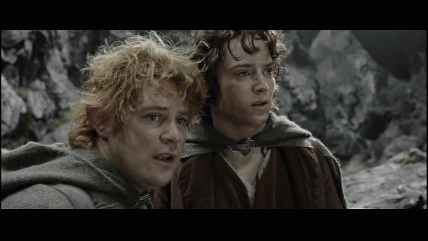 Фродо и Сэм